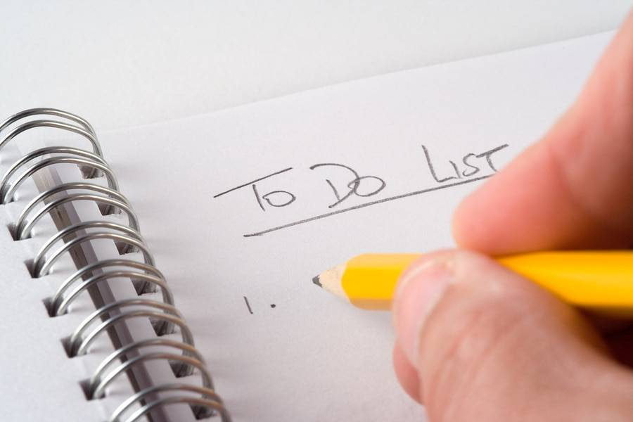 bigstock To Do List 607301